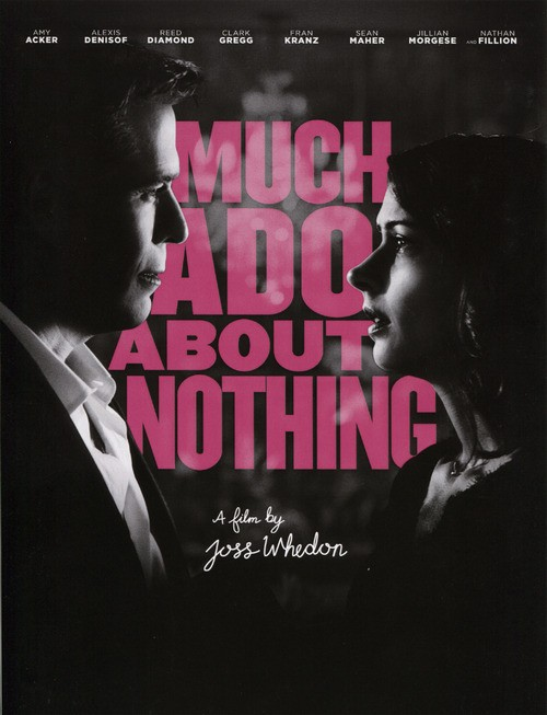 Joss Whedon's New Trailer is Here! Check Out Much Ado About Nothing!