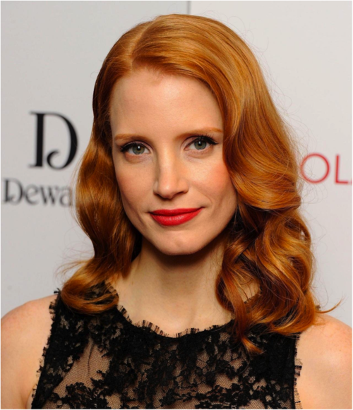 Has Tarzan found his Jane? Jessica Chastain in the running!