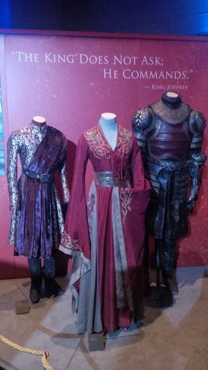 'Game Of Thrones' Exhibit - Get Your First Look!