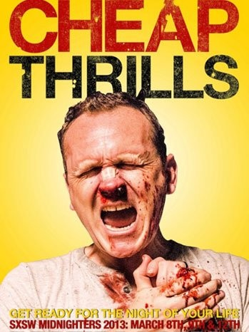 Drafthouse Films Picks Up 'Cheap Thrills' in FIRST DEAL of SXSW!
