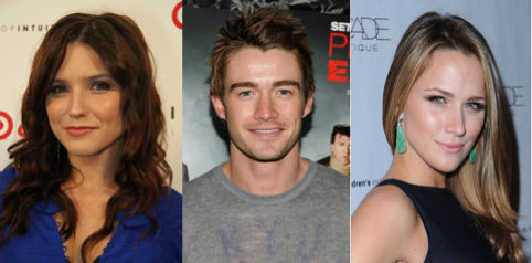 One Tree Hill Stars Snapped Up During Pilot Season!