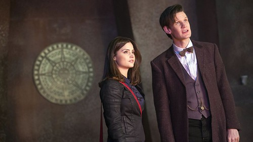 Jenna-Louise Coleman Back For Season 8 Of Doctor Who!