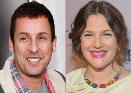 Rom Com Dream Team Adam Sandler & Drew Barrymore Are Back Again!