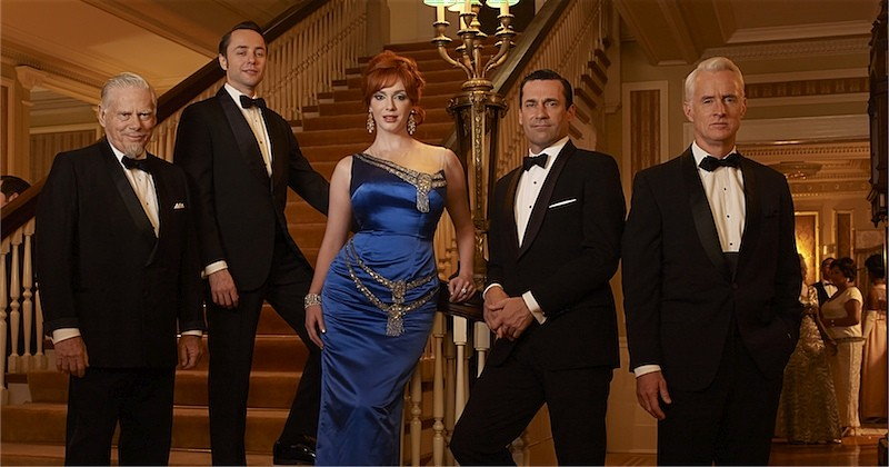 Suit Up 60s Style: New Mad Men Promotional Shots!