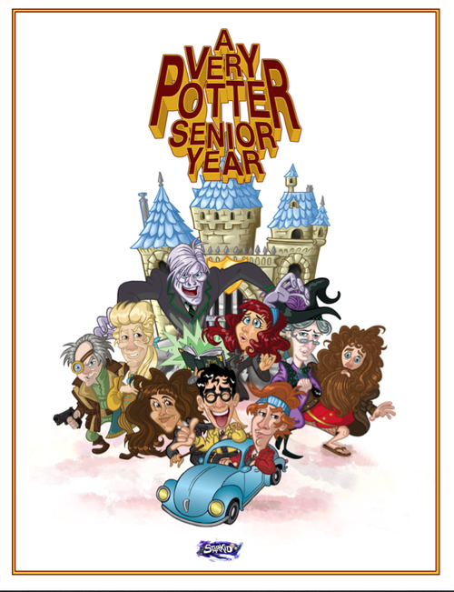 This Starkid Says Goodbye To A Very Potter Musical Series