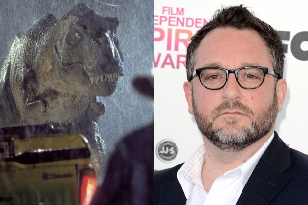 Close Up Time, T-Rex: Colin Trevorrow to Direct 'Jurassic Park 4'