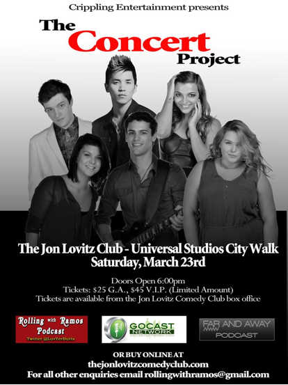 Glee Project Stars Performing In L.A!