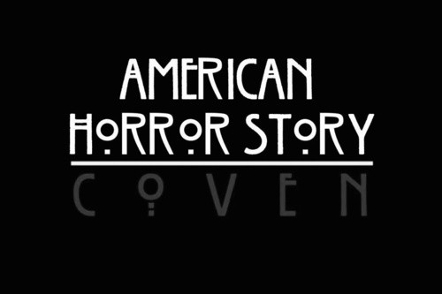 American Horror Story Subtitle Revealed! Get Ready For AHS Coven!