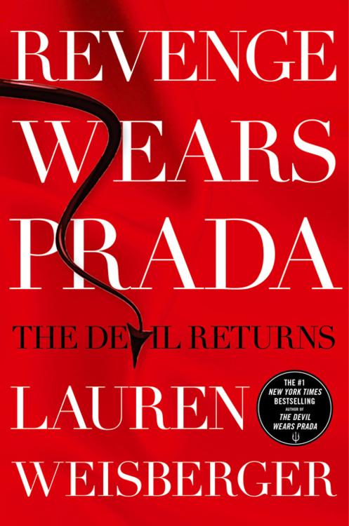 'Revenge Wears Prada' Debuts Its Cover, Fashionistas!