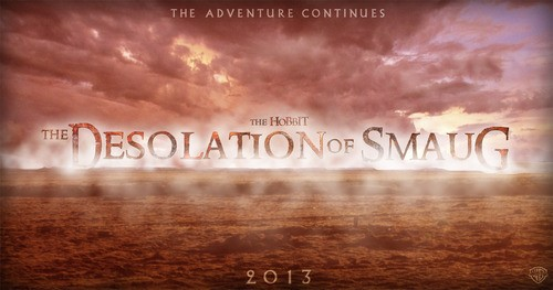 Get Ready! First Look of The Hobbit: The Desolation of Smaug!