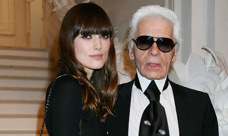 Karl Lagerfeld To Direct A Short Film For Chanel Anniversary!