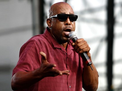 Rapper Tone Loc Collapses On Stage!