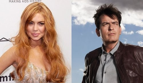 Lindsay Lohan Films Anger Management Episode Before Rehab