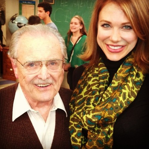 William Daniels Featured On Girl Meets World!