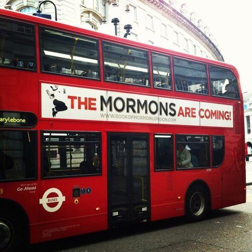 'Book of Mormon' Breaks Records in London!