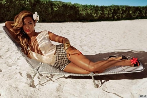 Bow Down to H&M New's Face of Fashion: Beyonce!