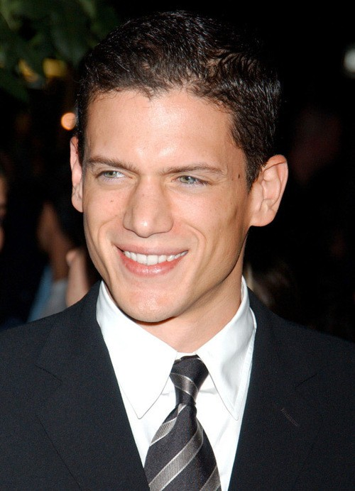From Convict To Screen Writer: Wentworth Miller To Pen 'Scare Me'!