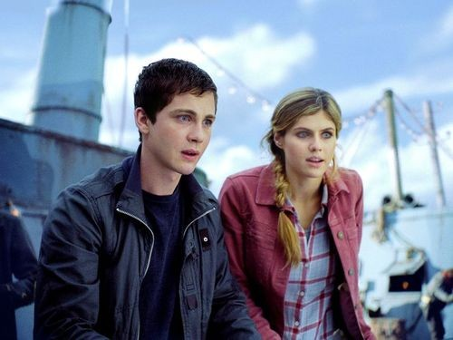 He's Back! New Percy Jackson Stills to Wet Your Appetite!