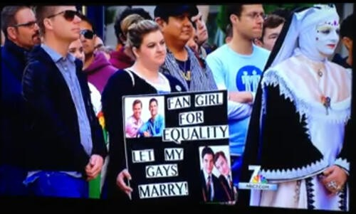 Poster Supporting Marriage Equality Ignites Controversy!