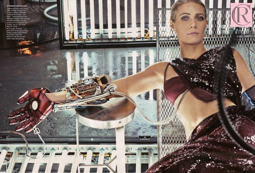 Pepper Potts Suits Up in the New Iron Man 3 Trailer!