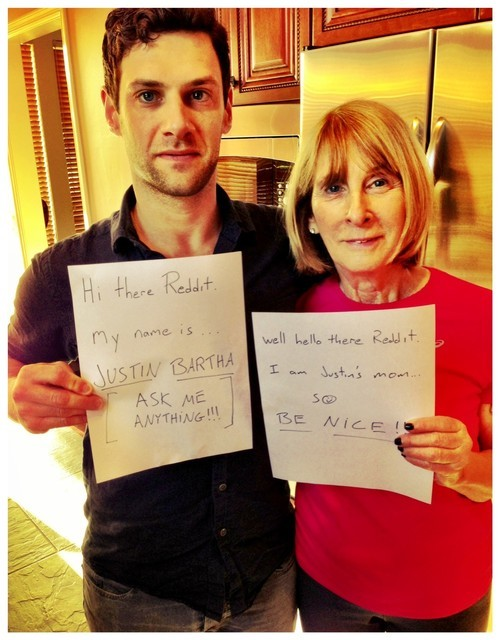 Justin Bartha Does Reddit AMA! Gives Info On Hangover 3 & New Normal!