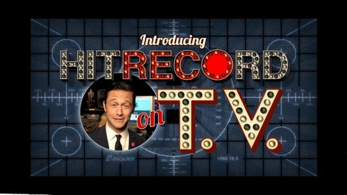 Joseph Gordon-Levitt Launches hitRECord TV!!