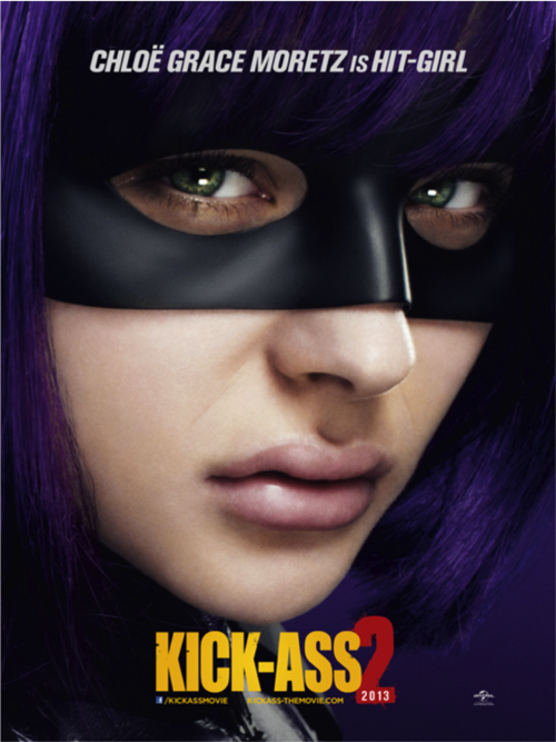 Two New Kick-Ass 2 Posters Revealed!