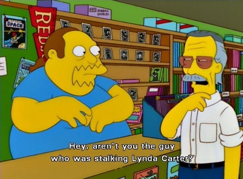 Stan Lee to Guest Star on The Simpsons!