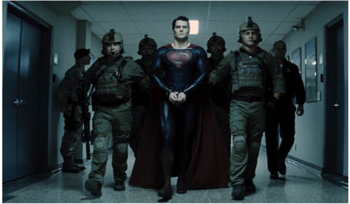 Superman Fans, Check This Out: Newest 'Man of Steel' Image Released!
