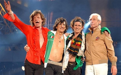 Rolling Stones to Finally Make Glastonbury Appearance!