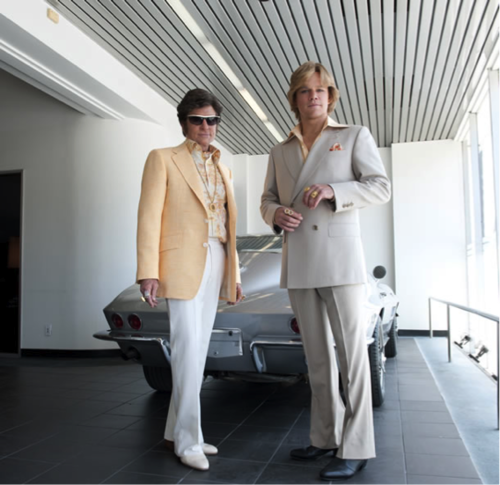 Damon and Douglas Get Fabulous In Behind The Candelabra!
