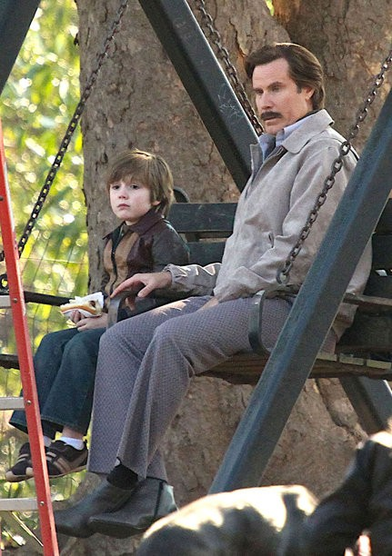 Ron Burgundy Is Back: New Photo From Anchorman 2 Released!