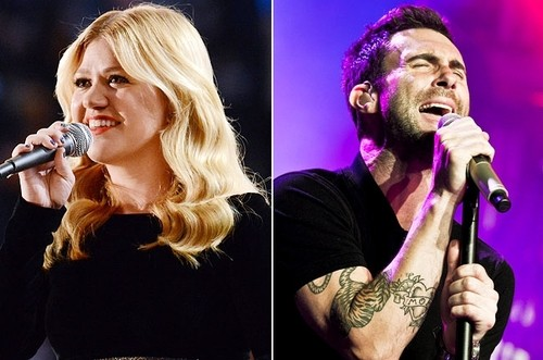 Kelly Clarkson and Maroon 5 Are Hitting The Road Together!