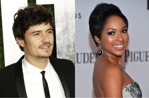 Orlando Bloom and Condola Rashad Cast as Romeo and Juliet!