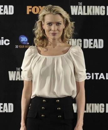 The Walking Dead's Season Finale's Shocker: Laurie Holden Weighs In