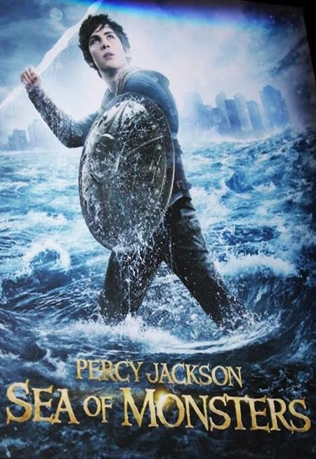 Percy Jackson: Sea of Monsters Trailer Released!