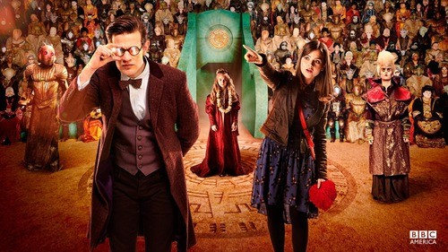 Whovians: Get A First Look at The Next Episode of Doctor Who!