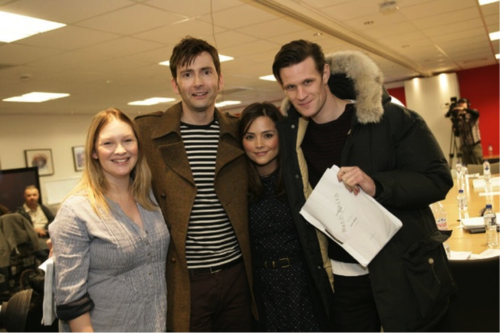 Joanna Page Joins Doctor Who Cast For 50th Anniversary Special!
