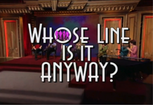 The CW Announces Air Date For NEW 'Whose Line Is It Anyway?'