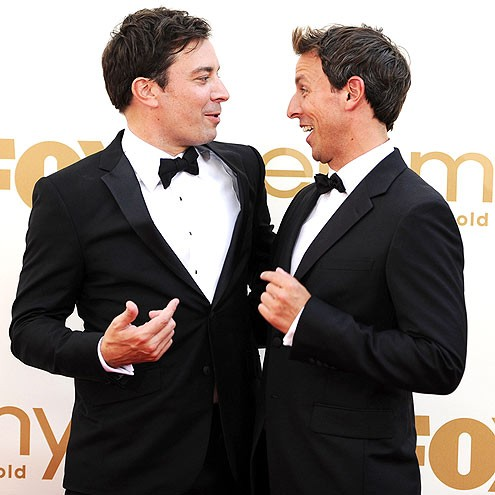 Jimmy Fallon, Seth Meyers To Make Big Moves!