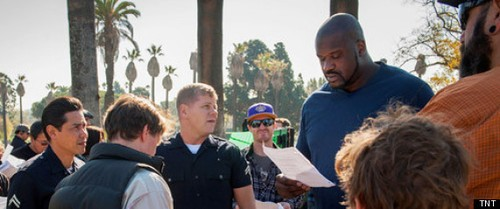 TNT's Southland Scores With The NBA: Shaq To Guest Star!