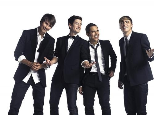 Big Time Rush Never Stops Moving!
