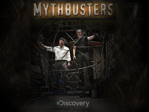 The MythBusters Are Back for Season 10