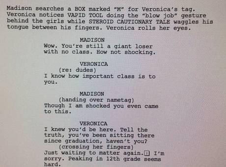 Veronica Mars: Casting & Script News!