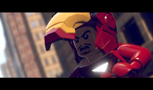Iron Man, The Hulk, and Sandman Get The Lego Treatment!