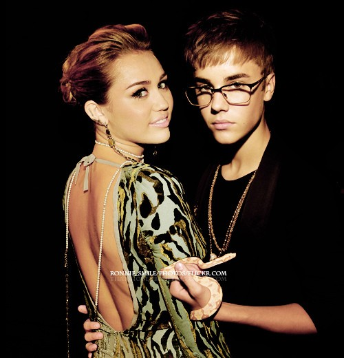 The Biebs and Miley Cyrus To Join Forces For Education!