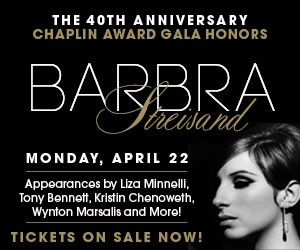 Broadway's Elite To Take Part In Tribute To Barbra Streisand!