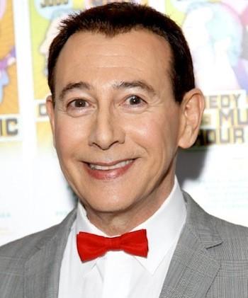 Pee-Wee Herman' To Hop Around In Wonderland!