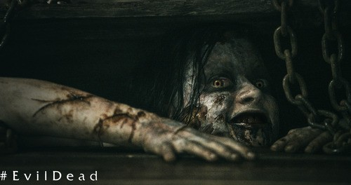 Horror Flick Evil Dead Scares Its Way to the Top of The Box Office!