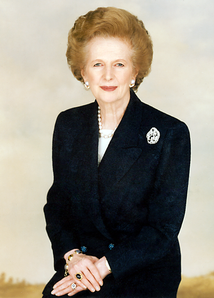 The First Female UK Prime Minister Margaret Thatcher Passes At 87.